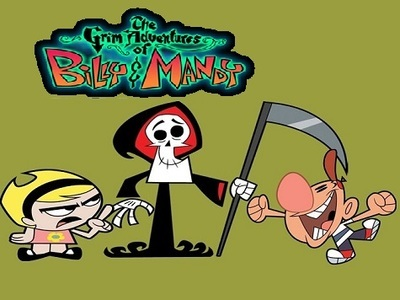 The Grim Adventures of Billy and Mandy tv show photo