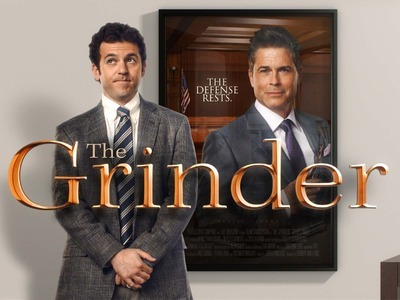 The Grinder tv show photo
