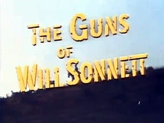 The Guns of Will Sonnett tv show photo