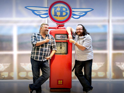The Hairy Bikers' Food Tour of Britain (UK)