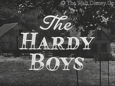 The Hardy Boys (1956) tv show photo