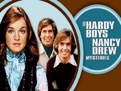 The Hardy Boys/Nancy Drew Mysteries tv show photo