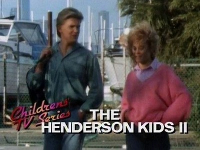 The Henderson Kids II (AU)