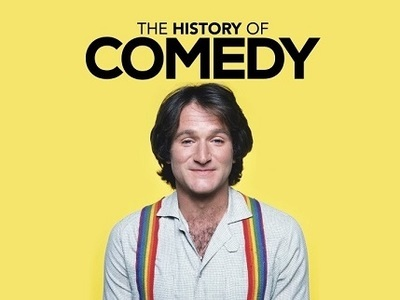 The History of Comedy tv show photo