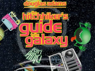 The Hitchhiker's Guide to the Galaxy (UK) tv show photo