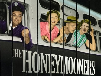 The Honeymooners tv show photo