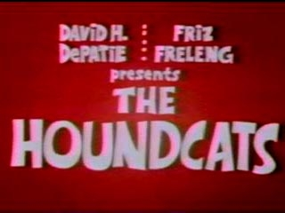 The Houndcats tv show photo