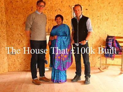The House That £100k Built (UK) tv show photo