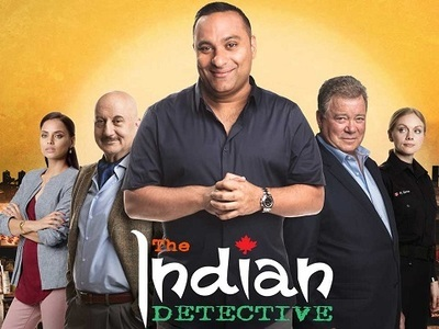 The Indian Detective tv show photo