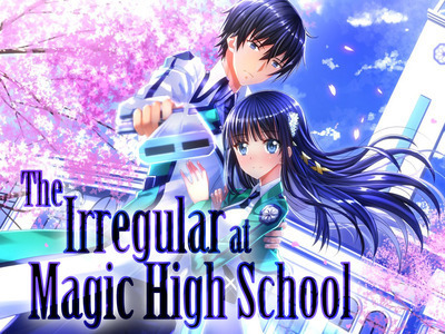 Episode 1 Staffel 2 von The Irregular at Magic High School ...