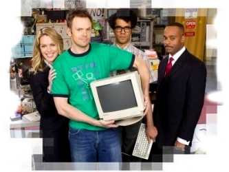The IT Crowd tv show photo