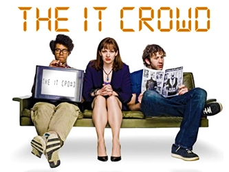 The IT Crowd (UK)