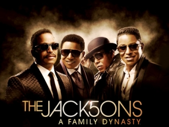 The Jacksons: A Family Dynasty tv show photo