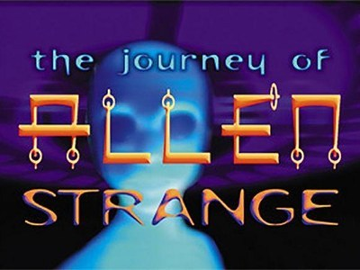The Journey of Allen Strange tv show photo