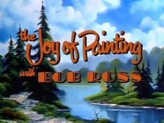The Joy of Painting tv show photo