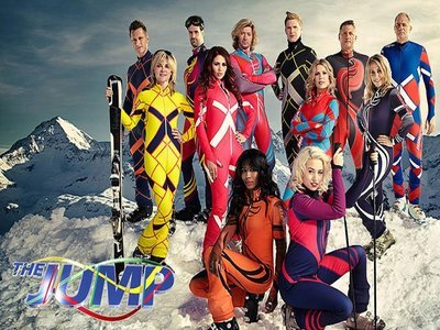The Jump (UK) tv show photo