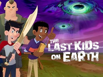 The Last Kids on Earth tv show photo