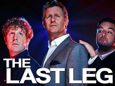 The Last Leg with Adam Hills (UK) tv show photo