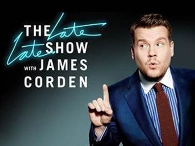The Late Late Show with James Corden tv show photo
