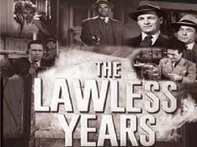 The Lawless Years tv show photo
