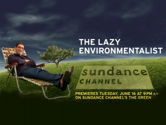 The Lazy Environmentalist tv show photo
