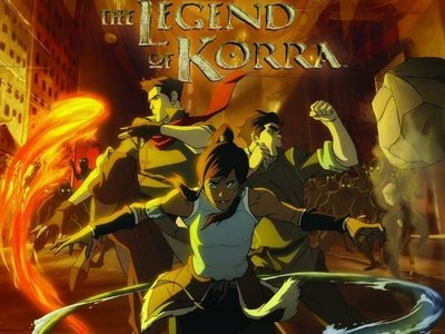 The Legend of Korra tv show photo