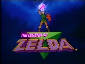 The Legend of Zelda tv show photo