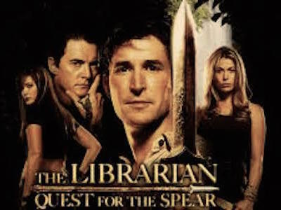 The Librarian: Quest for the Spear tv show photo