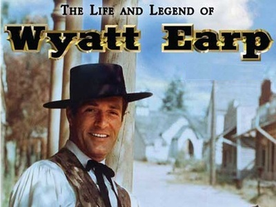 The Life and Legend of Wyatt Earp tv show photo