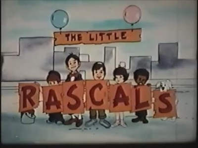 The Little Rascals tv show photo