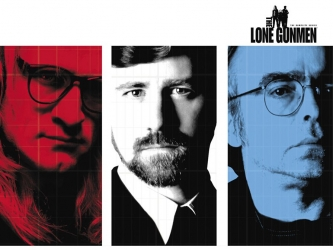 The Lone Gunmen tv show photo