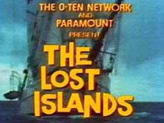 The Lost Islands (AU)