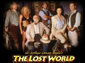 The Lost World tv show photo