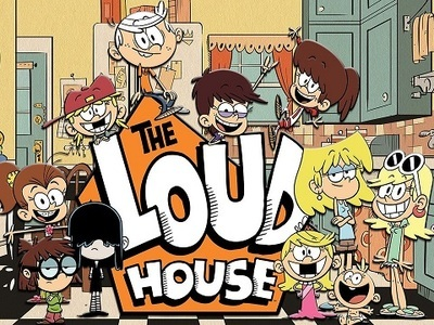 The Loud House tv show photo