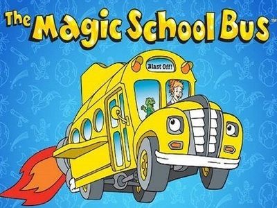 The Magic School Bus tv show photo