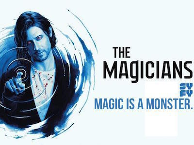 The Magicians tv show photo