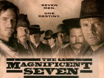 The Magnificent Seven tv show photo