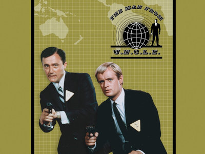 The Man From U.N.C.L.E. tv show photo