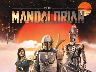 The Mandalorian tv show photo