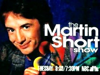 The Martin Short Show (1994) tv show photo
