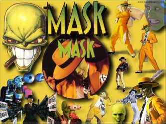 The Mask tv show photo