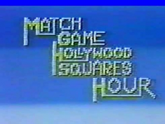 The Match Game/Hollywood Squares Hour
