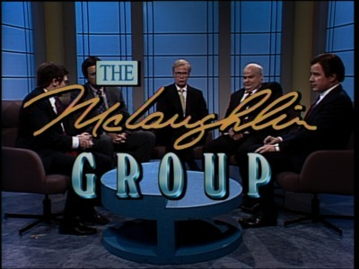 The McLaughlin Group tv show photo