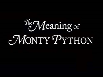 The Meaning of Monty Python (UK)