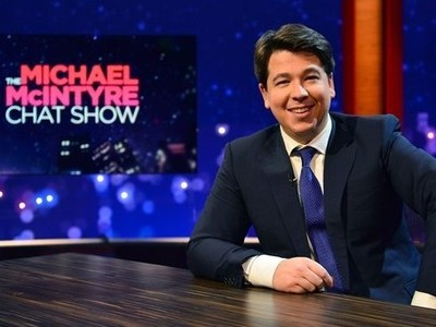 The Michael McIntyre Chat Show (UK) tv show photo