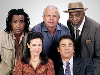 The Michael Richards Show tv show photo