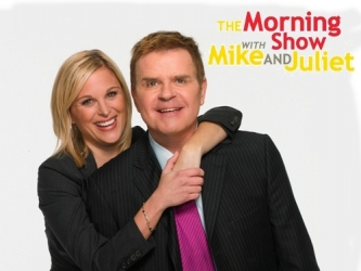 The Morning Show with Mike and Juliet tv show photo