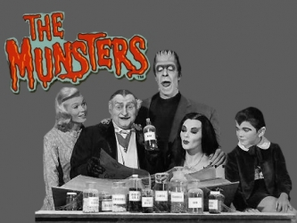 The Munsters tv show photo