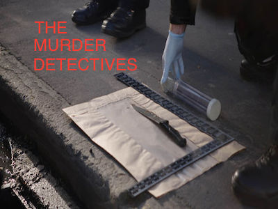The Murder Detectives tv show photo