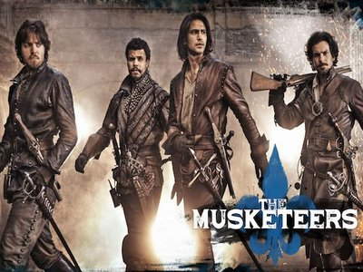 The Musketeers tv show photo